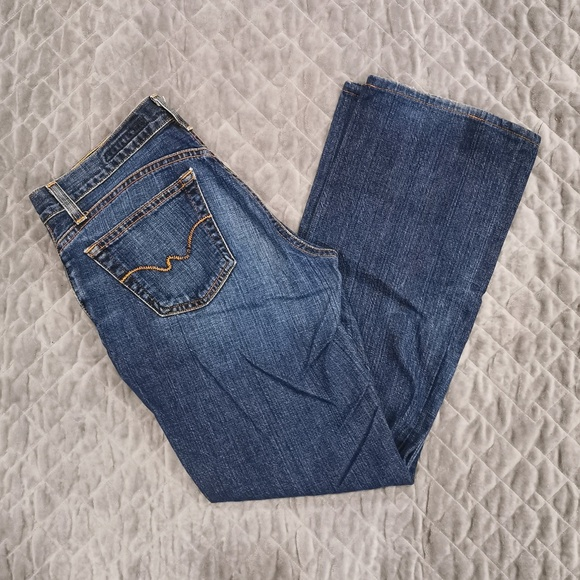 Ag Adriano Goldschmied Denim - AG Adriano Goldschmied | The Legend Boot Cut Jeans